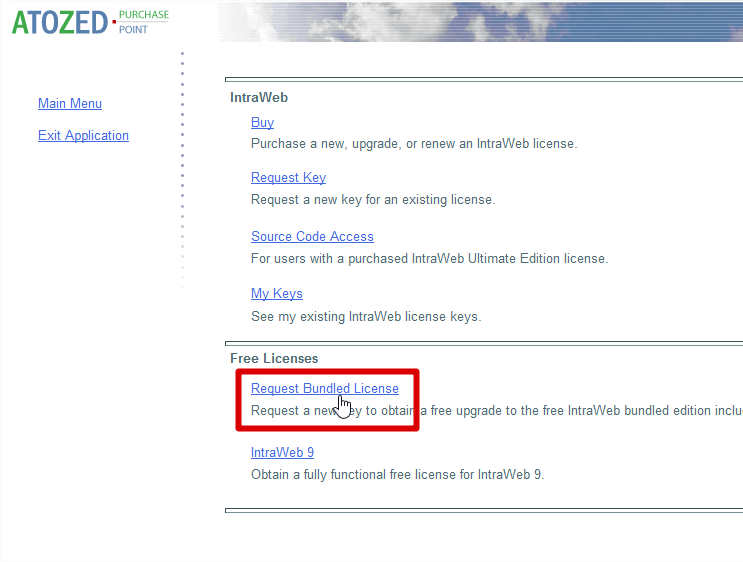 Bundled Edition Key | Atozed Software