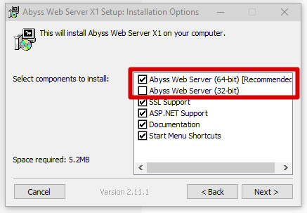 Abyss Install
